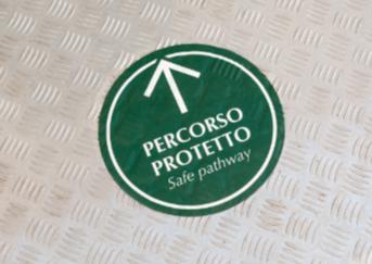 PERCORSO PROTETTO